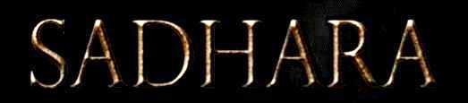 Sadhara - Logo