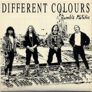 Rumble Militia - Different Colours