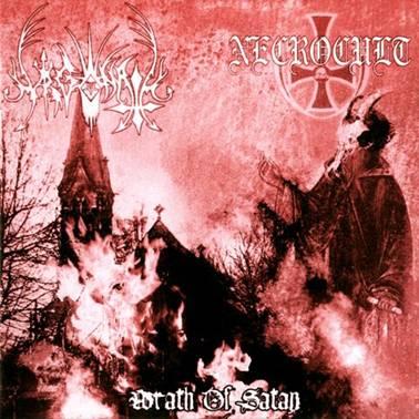 Hargonath / Necrocult - Wrath of Satan