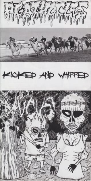 Agathocles - Kicked and Whipped / Untitled