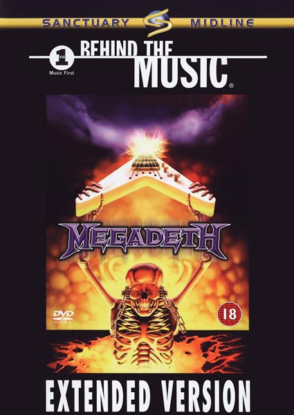 Megadeth - Behind the Music (Extended Version)