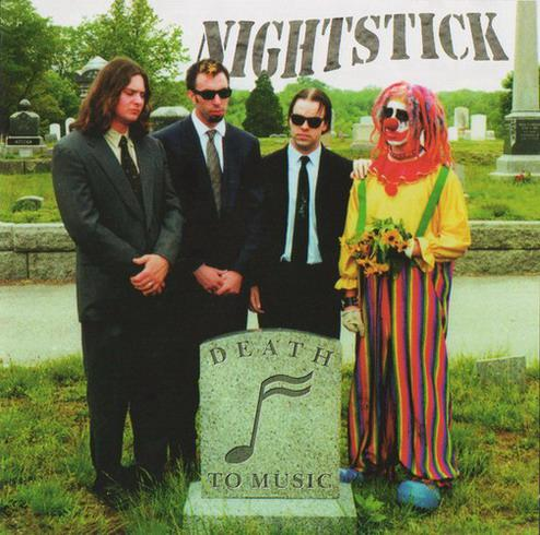 Nightstick - Death to Music