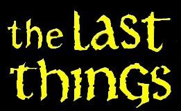 The Last Things - Logo