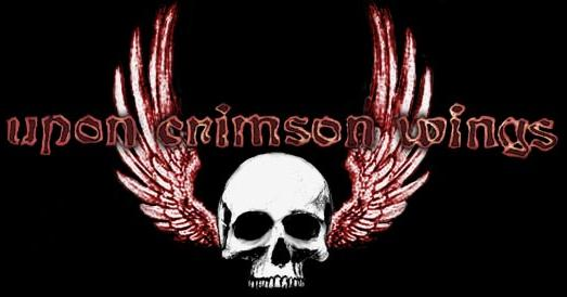 Upon Crimson Wings - Logo