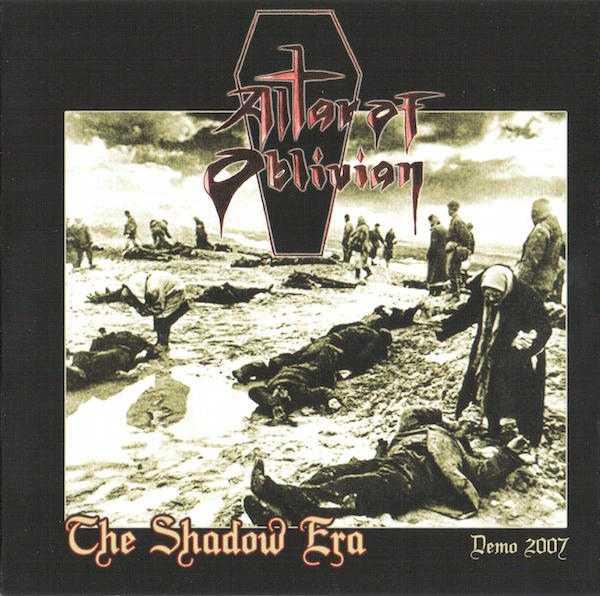 Altar of Oblivion - The Shadow Era