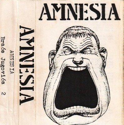 Amnesia - Demo 1988