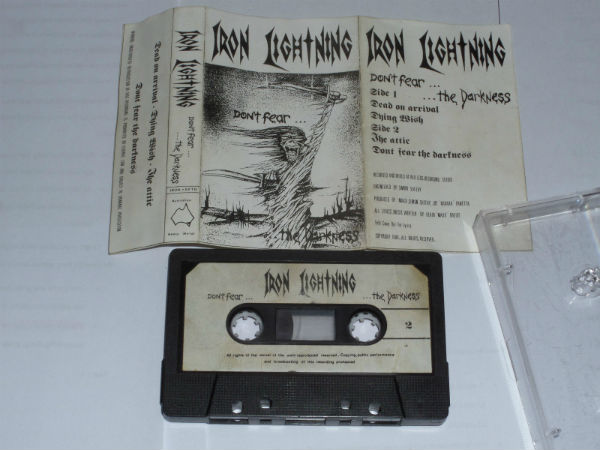 Iron Lightning - Don't Fear... the Darkness