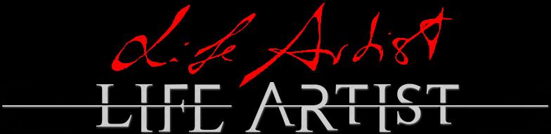 Life Artist - Logo