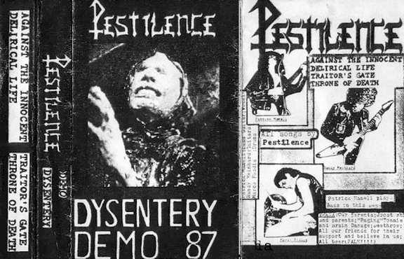 Pestilence - Dysentery