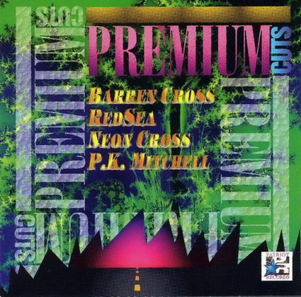 Barren Cross / Neon Cross - Premium Cuts