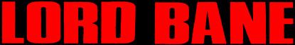 Lord Bane - Logo