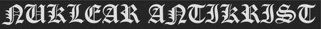 Nuklear Antikrist - Logo