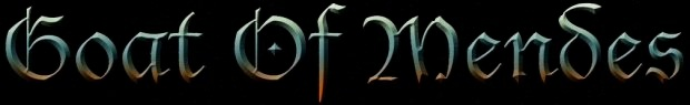 Goat of Mendes - Logo