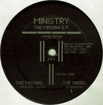 Ministry - The Missing E.P.