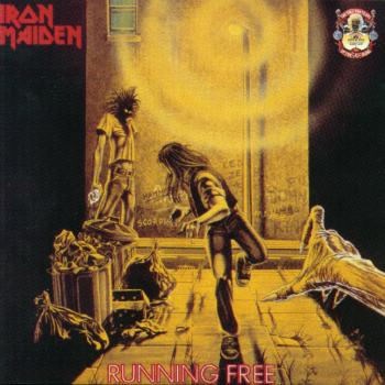 Iron Maiden - Running Free - Sanctuary