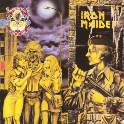 Iron Maiden - Women in Uniform - Twilight Zone
