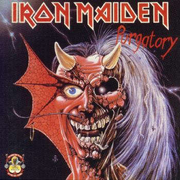 Iron Maiden - Purgatory - Maiden Japan