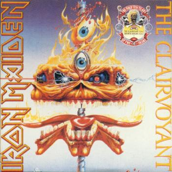 Iron Maiden - The Clairvoyant - Infinite Dreams