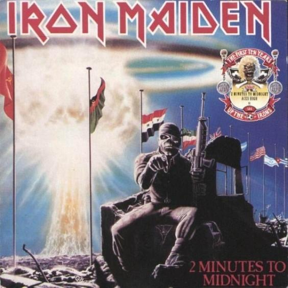Iron Maiden - 2 Minutes to Midnight - Aces High