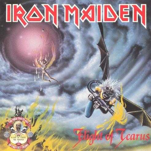 Iron Maiden - Flight of Icarus - The Trooper