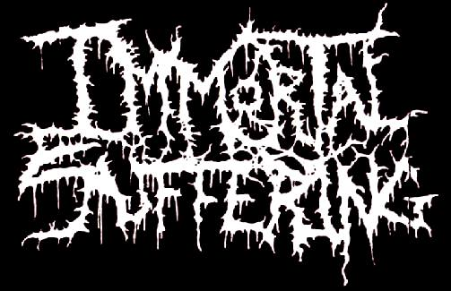 Immortal Suffering - Logo
