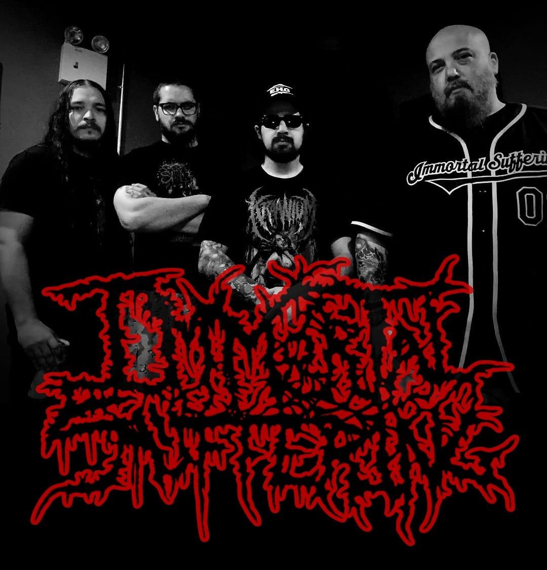 Immortal Suffering - Photo