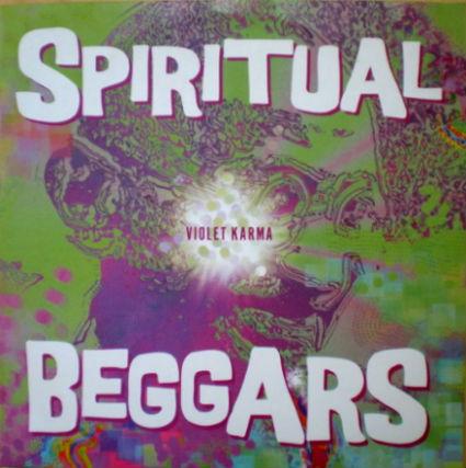 Spiritual Beggars - Violet Karma