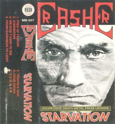 Crasher - Starvation