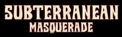 Subterranean Masquerade - Logo