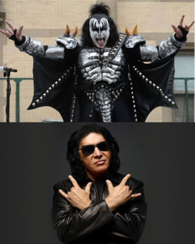 Image result for gene simmons images