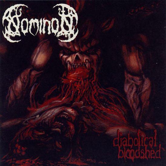 Nominon - Diabolical Bloodshed