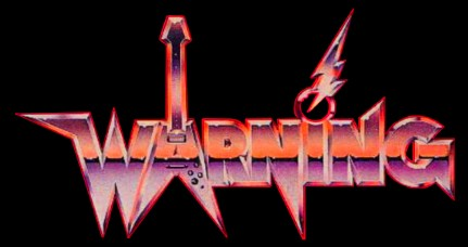 Warning - Logo