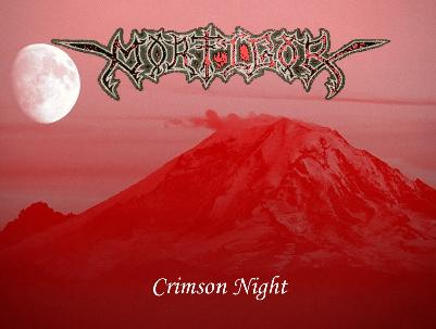 Mortigor - Crimson Night
