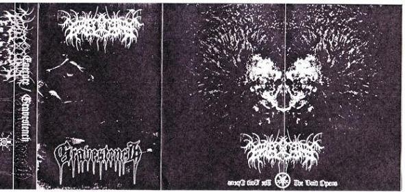 Enecare / Gravestench - The Void Opens / Your Death We Await