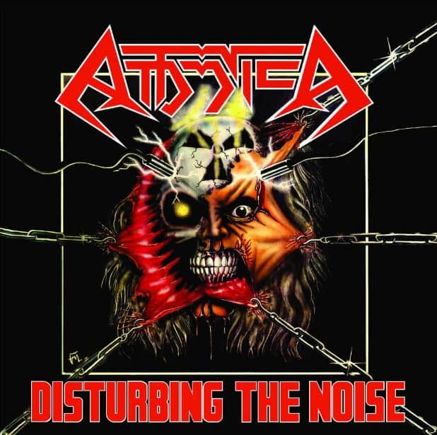 Attomica - Disturbing the Noise