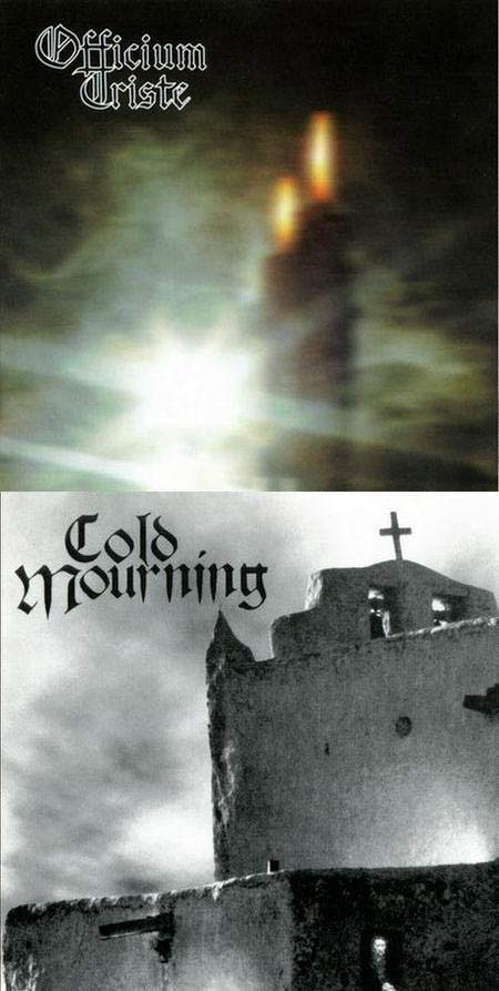 Officium Triste / Cold Mourning - Officium Triste / Cold Mourning