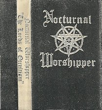 Nocturnal Worshipper - The Lords of Occultism