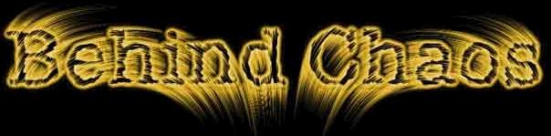 Behind Chaos - Logo