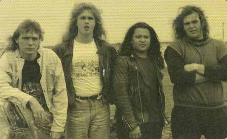Mandator - Дискография 1986 - 1989 › Торрент