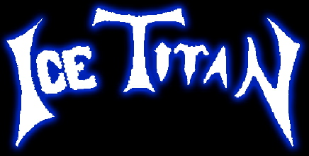 Ice Titan - Logo