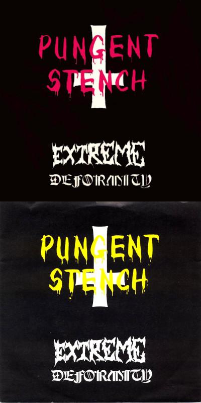 Pungent Stench - Extreme Deformity