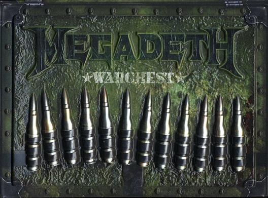 Megadeth - Warchest