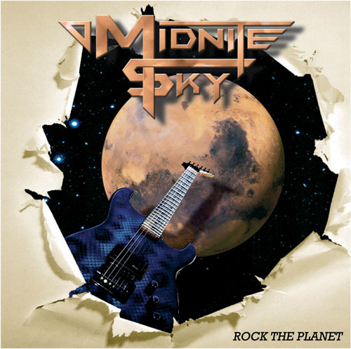 Midnite Sky - Rock the Planet