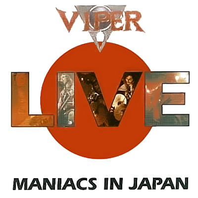 Viper - Live - Maniacs in Japan