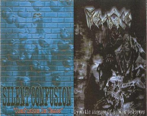 Tehace / Silent Confusion - Confusion in Chaos / Zymatic Disease of Human Believes