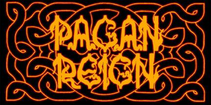 Pagan Reign - Logo