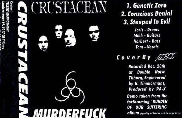 Crustacean - Murderfuck 666