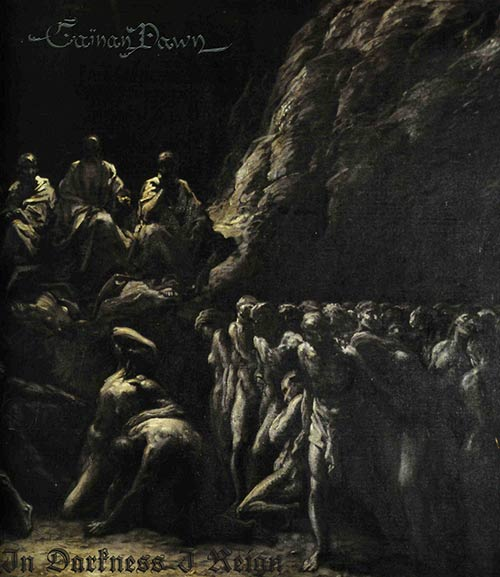 Caïnan Dawn - In Darkness I Reign