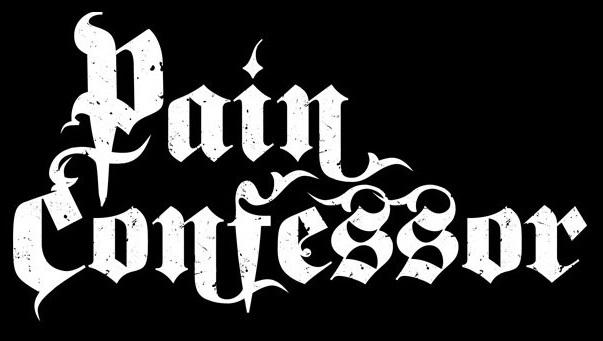 Pain Confessor - Logo