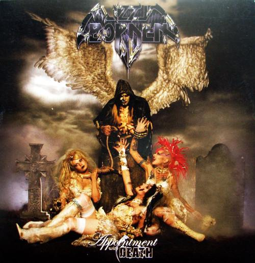 Lizzy Borden — Appointment with Death (2007)